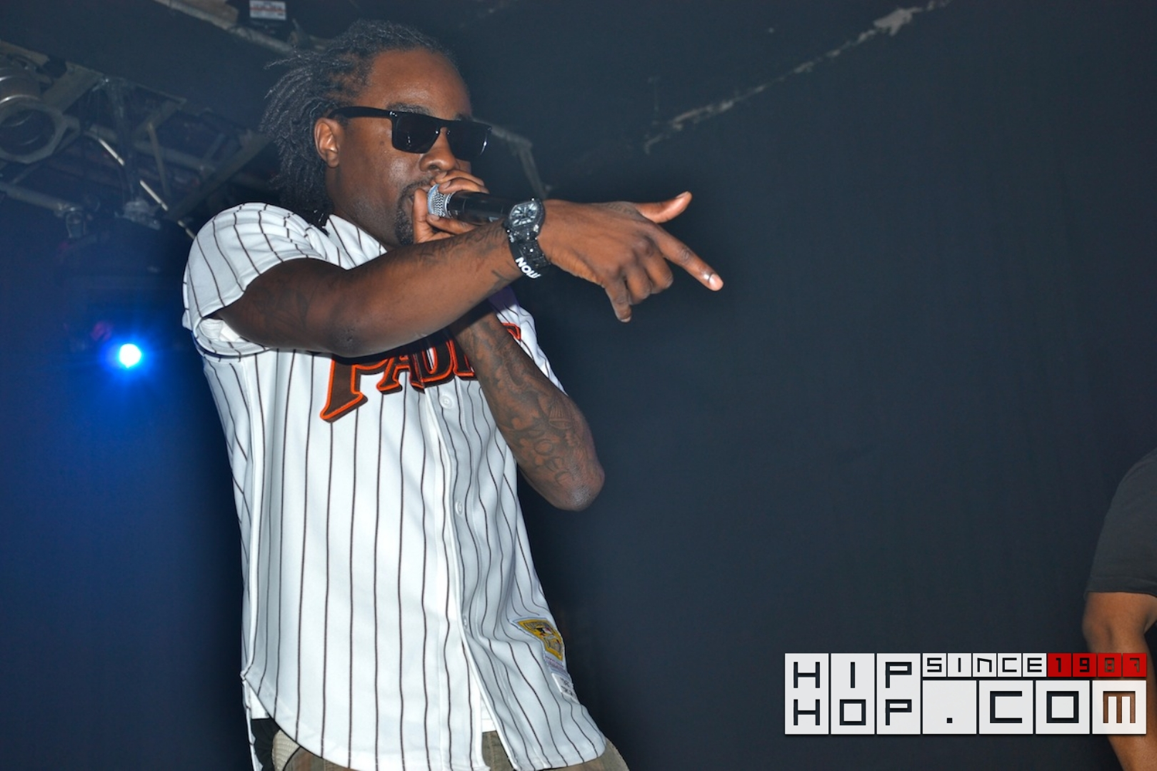 THROWBACK!!! @Wale 8/11/11 TLA Performance in Philly (Video)