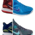 LeBron 9 Low Upcoming Colorways