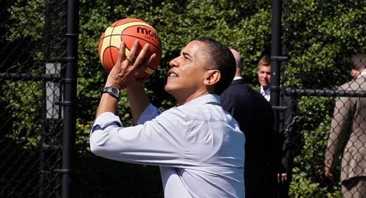 "The President Will Host the ""Obama Classic"" In Dec. W/ Current & Former NBA Players"