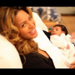 Blue Ivy Carter Photo Revealed + Her Parents Want To Patent Her Name
