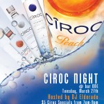 3-27-12 #Atlanta@Ciroc Night at @barOneAtl sponsored by @CIROCStarATL via @eldorado2452