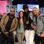 2 Chainz & A Silent Kanye West on 106 & Park (Video)