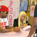 Nicki Minaj F.Y.E. Philly In-Store Album Signing (4/4/12) PHOTOS + Autographed CD Contest (Details Inside)