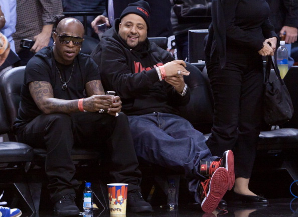 "DJ Khaled ""We The Best"" Label Officially Signs To YMCMB"