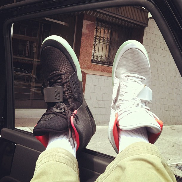 Nike Air Yeezy 2 Releasing June 2012 For $350 (More Details Inside)