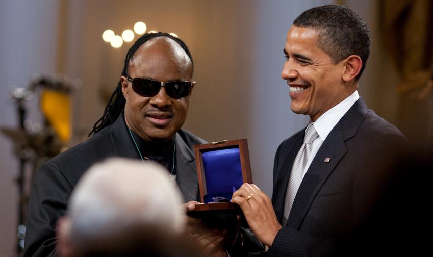 Stevie Wonder Falls Victim To Extortion Plot (More Details Inside)