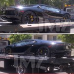 Kim Kardashian Purchases A $750,000 Lamborghini Aventador LP 700-4 for Kanye West 35th Bday