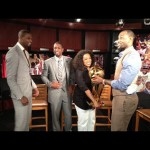 Oprah Winfrey Interviewed NBA Champions Miami Heat