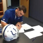 Indy's Lucky Day: Colts Sign Andrew Luck via @eldorado2452