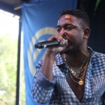 "Kendrick Lamar (@kendricklamar) performs ""ADHD"" at Pitchfork Music Festival 2012"