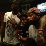 "Meek Mill x Lil Wayne ""Burn"" (Remix) Will Be On The Dedikation 4"