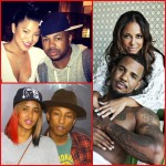 Pharrell Just Got Engaged, The Dream Is Engaged and The Game is Dis-Engaged