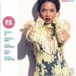 "Pose For The Camera Now ~ @AngelaSimmons Graces FEARLESS ""Via @Prettygurlb"