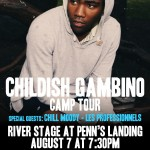 Enter To Win 2 Tickets To See Childish Gambino Live in Philly August 7th via @IdentityInk