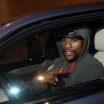 Floyd Mayweather Jr. Released From Jail This Morning After Serving 2 Months