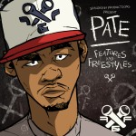 Pate (@SpaceHighPate) – Features & Freestyles (Mixtape Artwork x Tracklist)