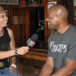 """Front Row Live catches up with Darryl """"DMC"""" McDaniels of RunDMC for an exclusive interview (Video) (Dir. by @RobertHerrera3)"""