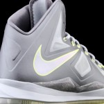 Nike Air Lebron X (Canary) Preview