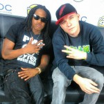 POWERHOUSE 2012 Bootleg Kev (@BootlegKev) Interviews Cash Out (@TheRealCashOut)