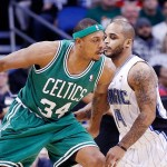 Jameer Nelson Shakes Then Breaks Paul Pierce's Ankles