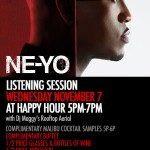 TODAY!!! Ne-Yo R.E.D. Album Listening Event From 5-7pm at Warm Daddy's in Philly