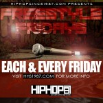 HHS1987 Freestyle Friday (@MdotAble8020 vs @ReeseRichardson) **VOTE NOW** (12/28/12)