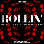 The Game – Rollin Ft. Kanye West, Trae The Truth, Z-Ro, Paul Wall & Slim Thug