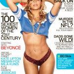 Beyoncé Covers GQ's The 100 Sexiest Women of the 21st Century Issue