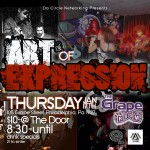 Sound Chemistry Studios & Da Circle Networking Presents :Art of Expression