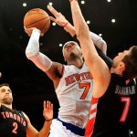 Melo May Miss The 2013 NBA All-Star Events Due To Injury