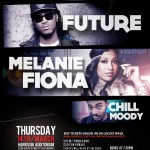 Win Tickets To See Future x Melanie Fiona x Chill Moody in Philly 3/14/13