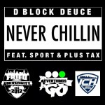 Deuce – Never Chillin Ft. Plus Tax & Sport