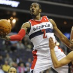 Washington Wizard John Wall Completes A Nasty Reverse Alley-Oop Lay-In (Video)