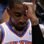 NBA Sixth Man Of The Year J.R. Smith Will Test Free Agency