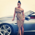 Kelly Rowland Is The New Face Of Jaguar