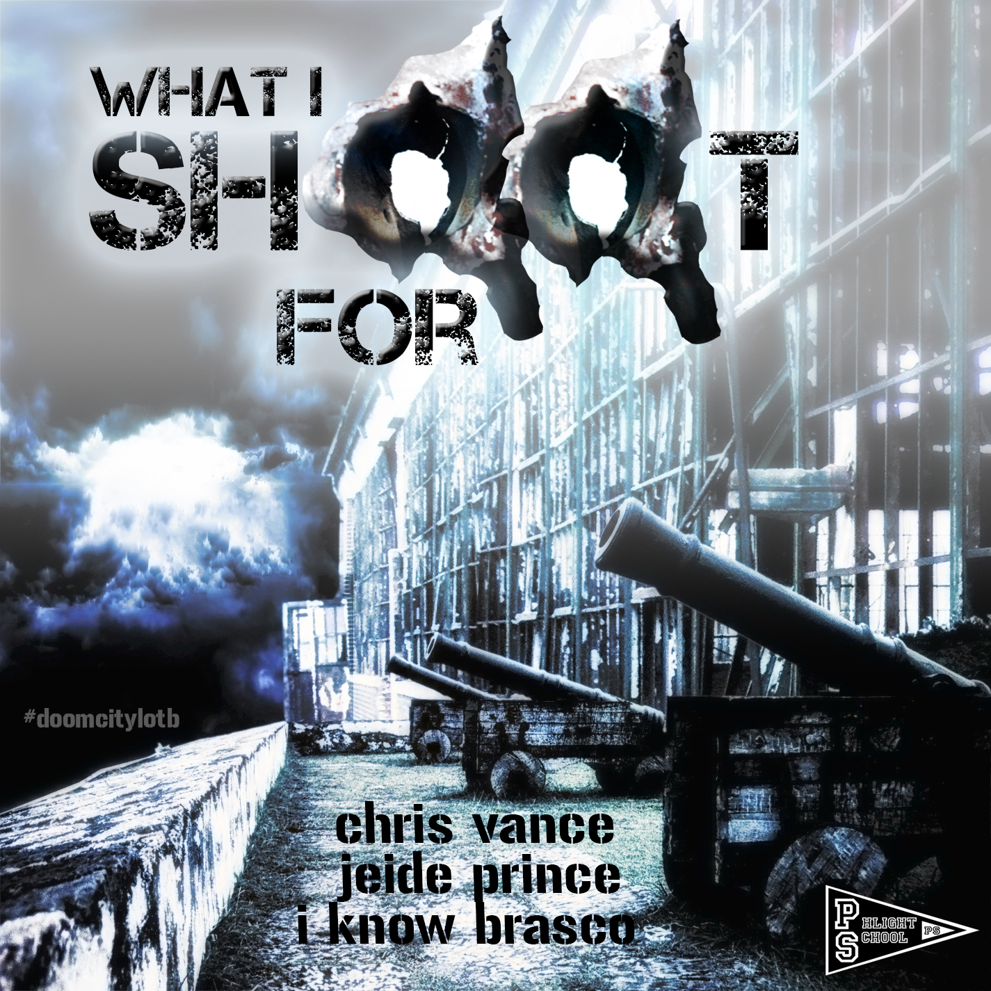 Chris Vance x I-Know Brasco x Jeide Prince - What I Shoot For (Prod. by Dre Flow)