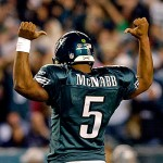 The Philadelphia Eagles Will Retire Donovan McNabb's No.5 Jersey