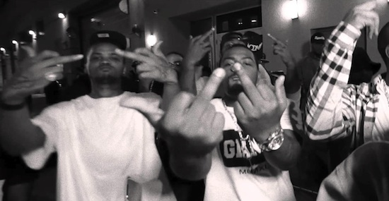 w7ENwm7 Yo Gotti x DJ Whoo Kid   F*ck You (Video)