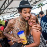 Wiz Khalifa And His Mom Ride Out To 2Pac (Video)