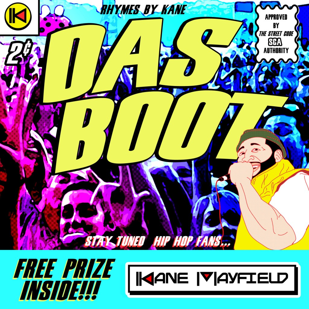 DAS BOOT Comic Cover (REAL)