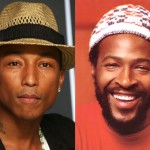 "Pharrell Denies Similarities Between ""Blurred Lines"" & Marvin Gaye's ""Got To Give It Up"""