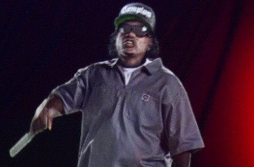 Eazy-E Hologram Performs At Rock The Bells 2013 In Honor Of His 50th Birthday (Video)