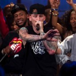 Machine Gun Kelly – Lace Up X Live On Wild N Out (Video)