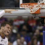 Blake Griffin's Monster Slam Dunk Against the Utah Jazz (Video)