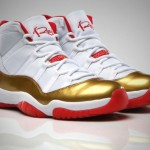 "2 Rings: Ray Allen's Air Jordan 11 ""Two Rings"" Championship PE (Photos)"