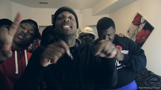 A1dg9JX RondoNumbaNine – Ride Ft. Lil Durk (Video)
