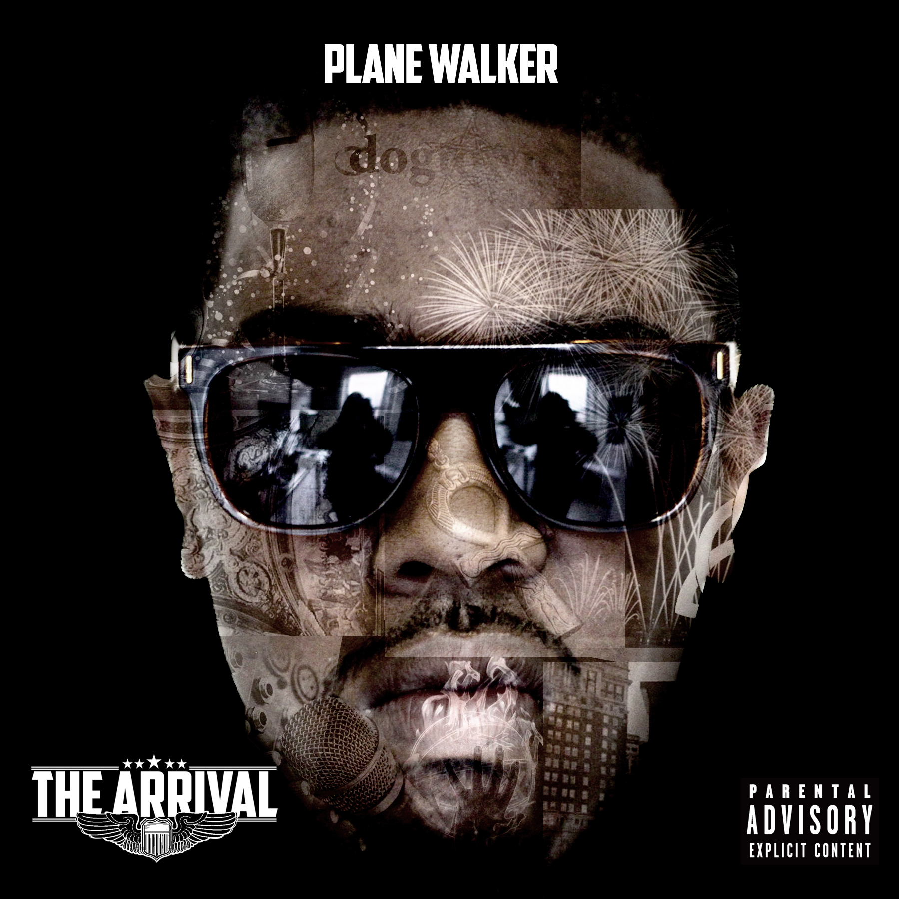 PLANE THE ARRIVAL final Plane Walker   The Arrival (Mixtape)