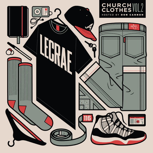 church clothes Lecrae & DJ Don Cannon   Church Clothes Vol. 2 (Mixtape)