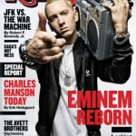 Eminem Covers Rolling Stone (Photo)