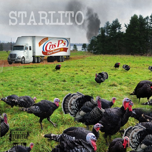 ioN9KBc Starlito – Fried Turkey (Album Stream)